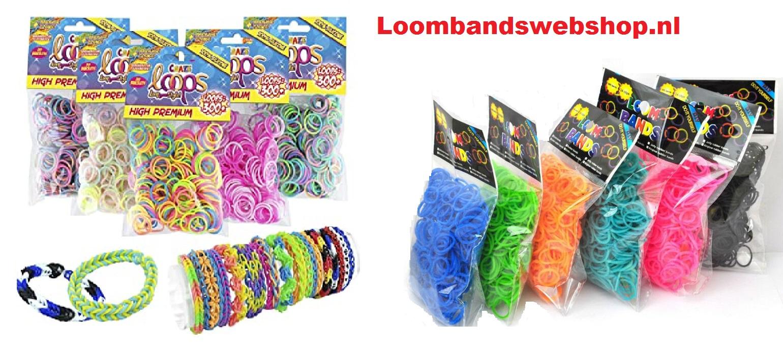 loom bands elastiekjes
