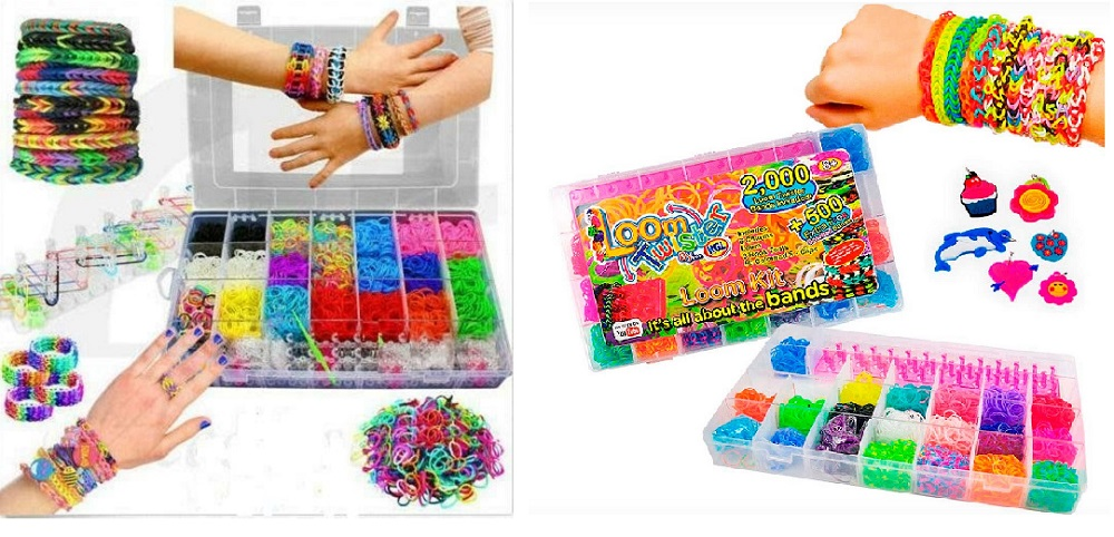 loombands sorteerdoos