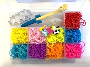 Loombands sorteerdoos 2000 box