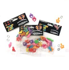 Loombands charm accessoires