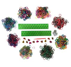 Loombands twister set 2000 delig