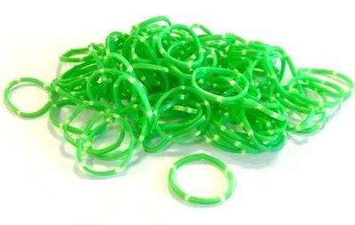 loom bands groen
