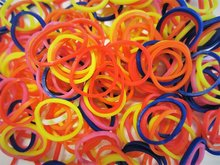 Mix kleur loombands